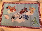 Kinder-Teppich Die Lieben Sieben 190x130cm