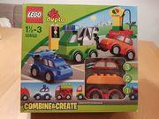 Lego DUPLO 10552 - vollständig Combine
