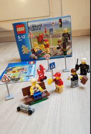 LEGO City 8401 Bushaltestelle mit