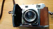 Rarität Kodak Retina IIC zu