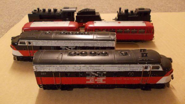 Modelbahn-Konvolut vorwiegend Märklin
