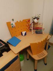 HABA Schreibtisch mit Rollcontainer