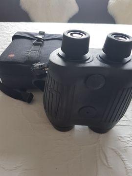 Alles Mögliche - Luxusfernglas mit Entferungsmesser Original Leica