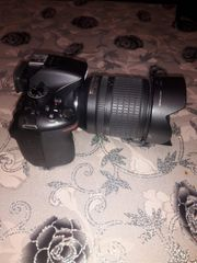 Nikon D5200 NIKKOR 18-105 mm