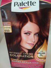 3 x Haarfarbe im Farbton
