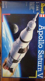 Apollo Saturn V-Bausatz