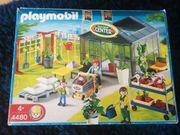 Playmobil Garten center