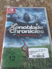 Nintendo Switch Xenoblade Chronicles Definitive