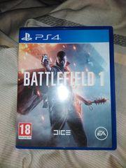 Ps4 Spiel Battlefield 1