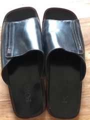 Forte Sandalen aus Leder Gr
