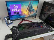 Gaming PC Komplettsystem HydroX T9615