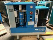 7 5 kW Schraubenkompressor ALMIG
