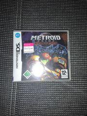 Nintendo DS Metroid Prime