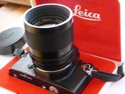 Leica R-E analog Top-Zustand