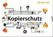 Schaltplan für Simson S51 Electronik