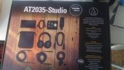 Audio-Technica AT2035 Studio SET inkl