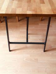 4x Tischbeine LERBERG IKEA - gebraucht -