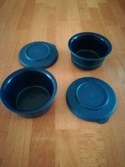 Tupperware Tafelperle Schlemmer-Pagen Sonderfarbe dunkelblau