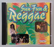 Audio-CD Various - Sun Fun Reggae