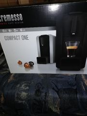 Cremesso Compact One Kapsel Kaffeemaschine