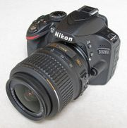 NIKON D3200 Kit mit 24