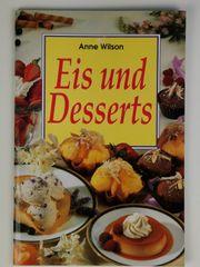 Kochbuch Eis und Desserts