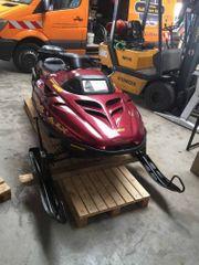 Skidoo Formula 500 Motorschlitten Schneemobil