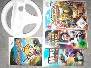 Wii Spiele DVD