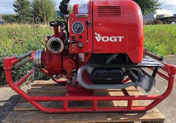 MS Typ 2 Vogt Ziegler Retrofit m. Elektrostarter v. Feuerwehr