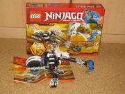 Lego Ninjago 2259 Motorrad