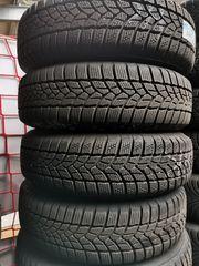 4 gebr Winter-Reifen 155 70R