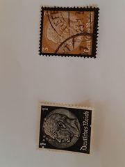 Briefmarken aus den 30er Jahren
