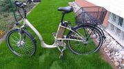 PROPHETE E-Bike Alu-Tiefeinsteiger 26 Zoll