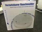 Visor-Tech - Vernetzbarer Rauchmelder - neu ovp