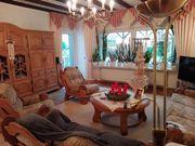 Komplettes Wohnzimmer Eiche hell gelaugt