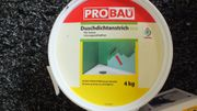 Schallschutz- und Wanddichtband Duschabdichtung Set