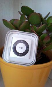 iPod Shuffle 2GB Silver Silber