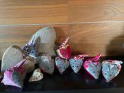 Lavendelmaus Lavendelkissen Lavendelblüten Mäuse leer