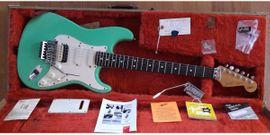 E-Gitarre: Fender Jeff Beck Signature Strat USA customized by Harry Häussel