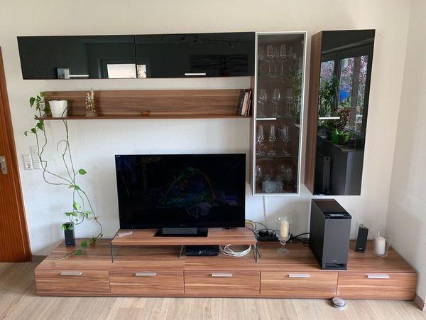 Komplette Wohnzimmereinrichtung In Ehingen Wohnzimmerschranke