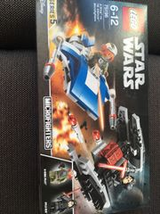 Lego Star Wars- A Wing