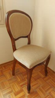 Louis Philippe Stuhl Sessel Einzelstück