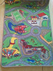 Spielteppich für Kinder sauber Motiv