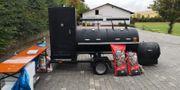 BBQ XXL Smoker Grillwagen