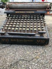Alte Schreibmaschine Smith Premier Typewriter