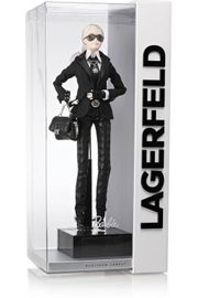 Karl Lagerfeld Barbie Doll Platinum