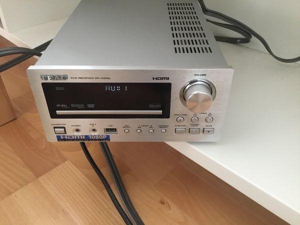 TEAC DVD Receiver DR-H 300p