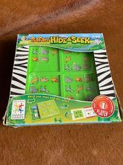 Safari Hide and Seek Spiel