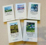 Fünf Bücher von Martin Walker