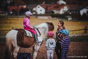 Ferienkurs mit Pferden für Kinder